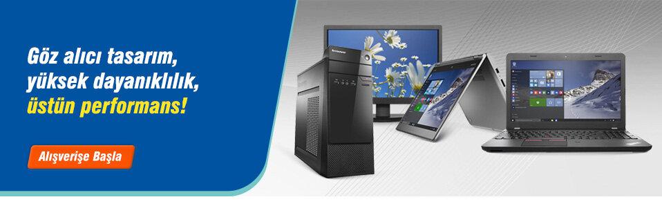 İşyeriniz için aradığınız Lenovo bilgisayar çözümleri Avansas.com'da!