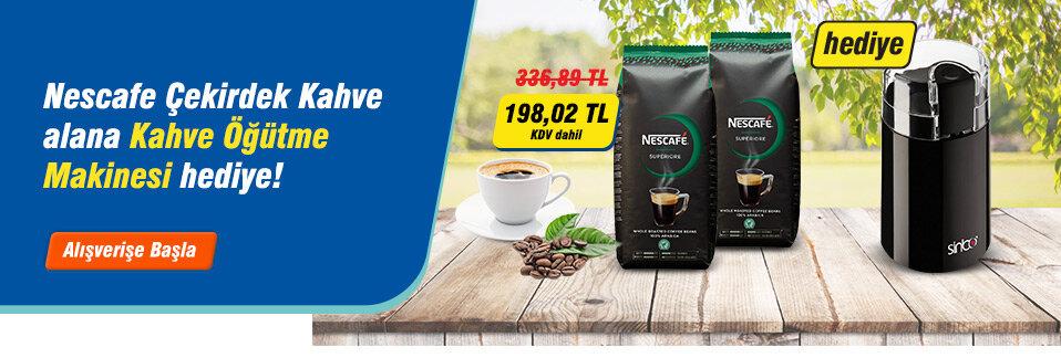 Nescafe'den çekirdek kahveseverlere özel kaçırılmayacak kampanya!