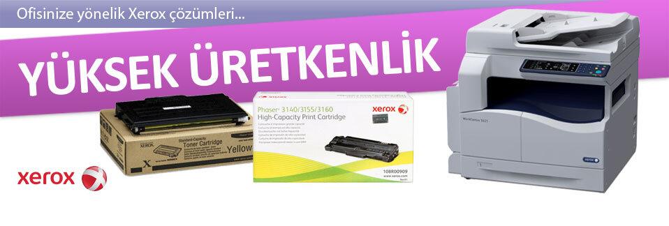 Ofisinize yönelik Xerox çözümleri uygun fiyat avantajlarıyla Avansas.com'da!