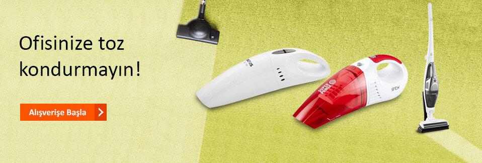 Elektrikli süpürgelerde avantajlı fiyatlar Avansas.com'da!