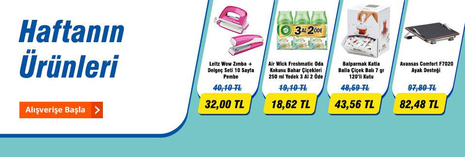 Sizin için seçtiğimiz ürünler kaçırılmayacak fiyatlarla Avansas.com'da!