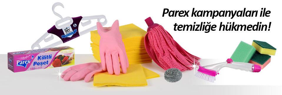 Parex ürünlerinde baş döndüren kampanyalar Avansas.com'da!