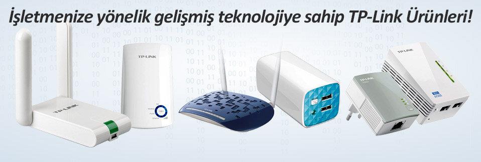 TP-Link ürünleri geniş seçenek ve fiyat avantajıyla Avansas.com'da!