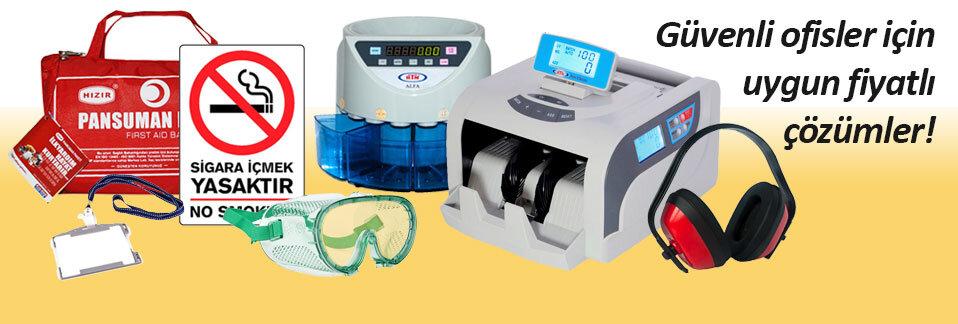 Ofislerde sağlık ve güvenlik çözümleri uygun fiyat avantajlarıyla Avansas.com'da!