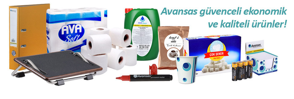 Avansas güvencesini ve ekonomik fiyatları sizin için bir araya getirdik!